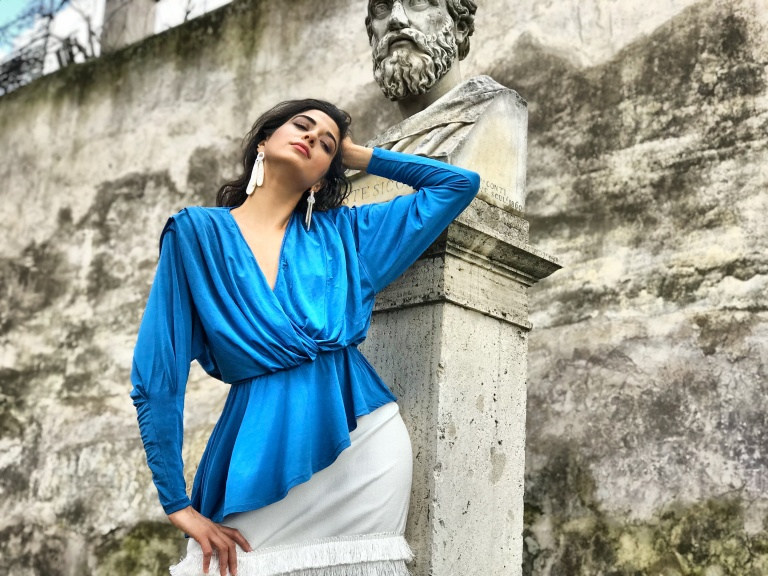 Where to Stay, Eat, and Watch the Sunset in Rome, Spring Fashion 2018, H&M Style, H&M Trend, Spring Fashion2018, Italian it Girl, Vogue Italia, Piazza Popolo, Rome Italy, Roma, Trevi Fountain, Asha Raval, italian fashion blogger, Best Fashion instagram Italy