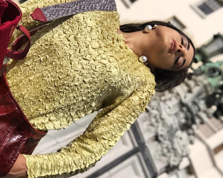 Spring Fashion Editorial 2018, Egg yolk Yellow trend fashion 2018, Spring fashion 2018, Fashion week 2018, SF Blogger, San Francisco Fashion Blog, Asha Raval, Nob Hill 2018, Pearl Trend Fashion 2018, H&M Spring 2018, San Francisco Brunch Guide, Nob Hill Cafe, Nob Hill Brunch Guide, SF Travel Guide, Pearl Earring Trend 2018