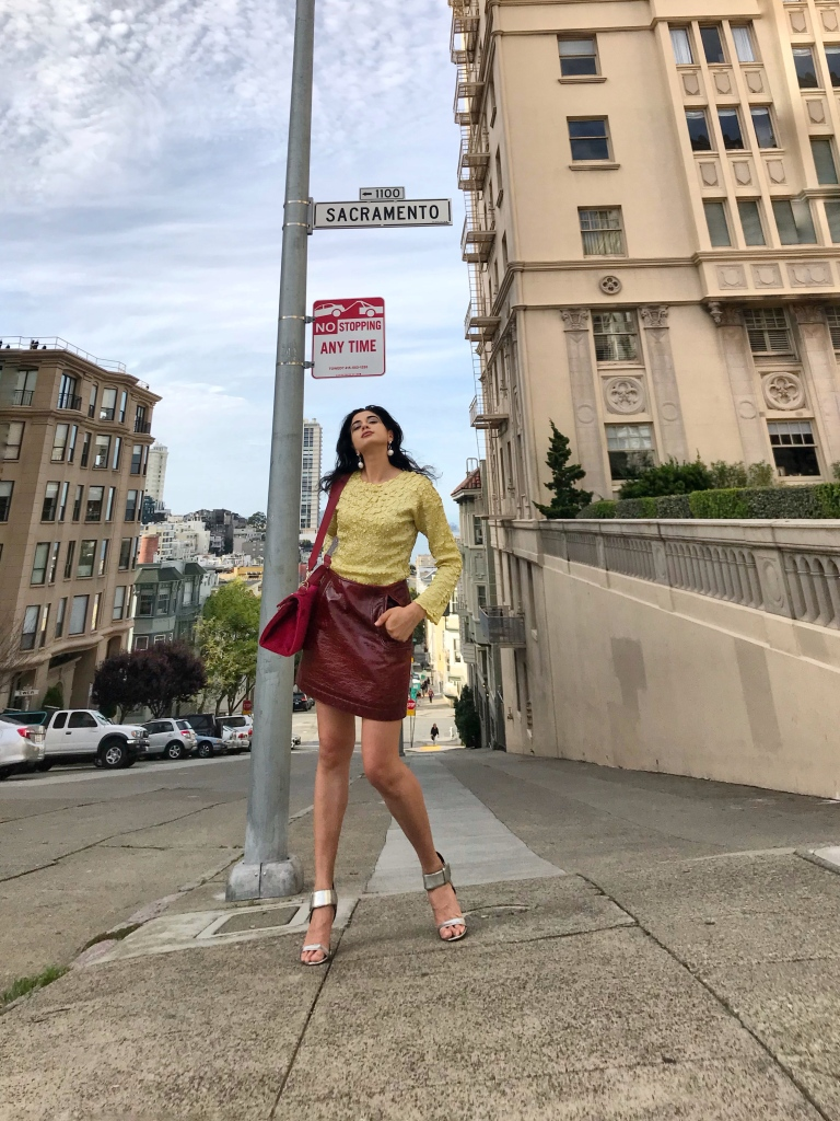 Street Style, Fashion Blog Street Style 2018, Spring Street Style, San Francisco Street Style, Nob Hill Fashion, Asha Raval, Spring Style 2018 trends, Sacramento Street San Francisco Fashion, OOTD Fashion, Fashion Goals, Fashion Inspiration,