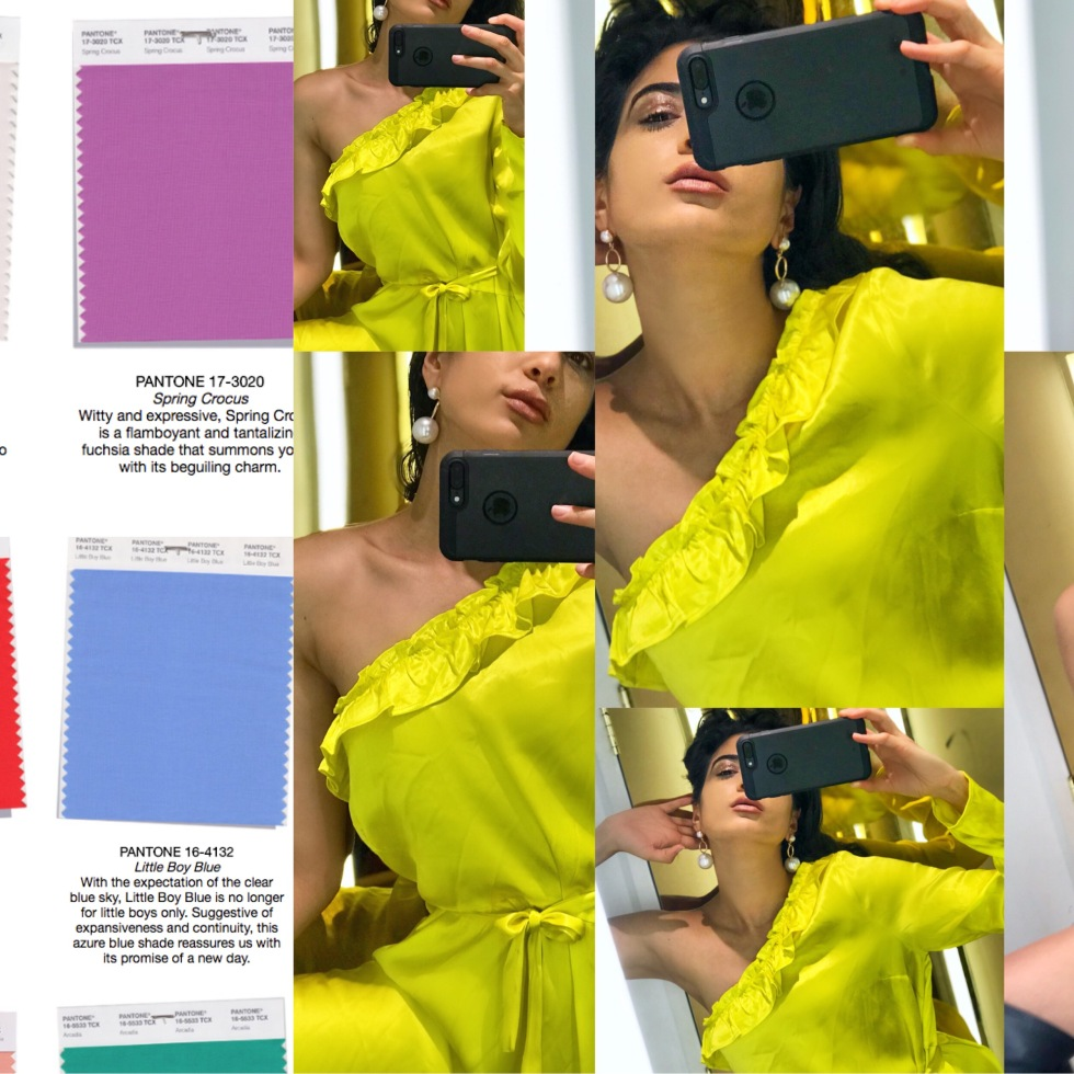 H&M SS18, H&M Trend 2018, H&M OOTD, H&M 2018, H&M Magazine Spring 2018, Panatone Color of the year 2018, Ultra Violet SS18, How to Wear SS18 Trends