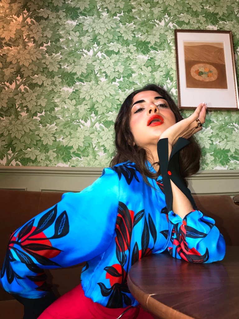 Asha Raval, Ms Coffee and Cream, Ms Coffee and Cream blog, Park MGM, Las Vegas Fashion Editorial, Make Change Your Friend, The Outnet, Roksanda Ilinčić , Las Vegas Fashion Blogger, Editorial Fashion Blog, Empowerment Blog, Self Development, Primrose LV, Parisian Style