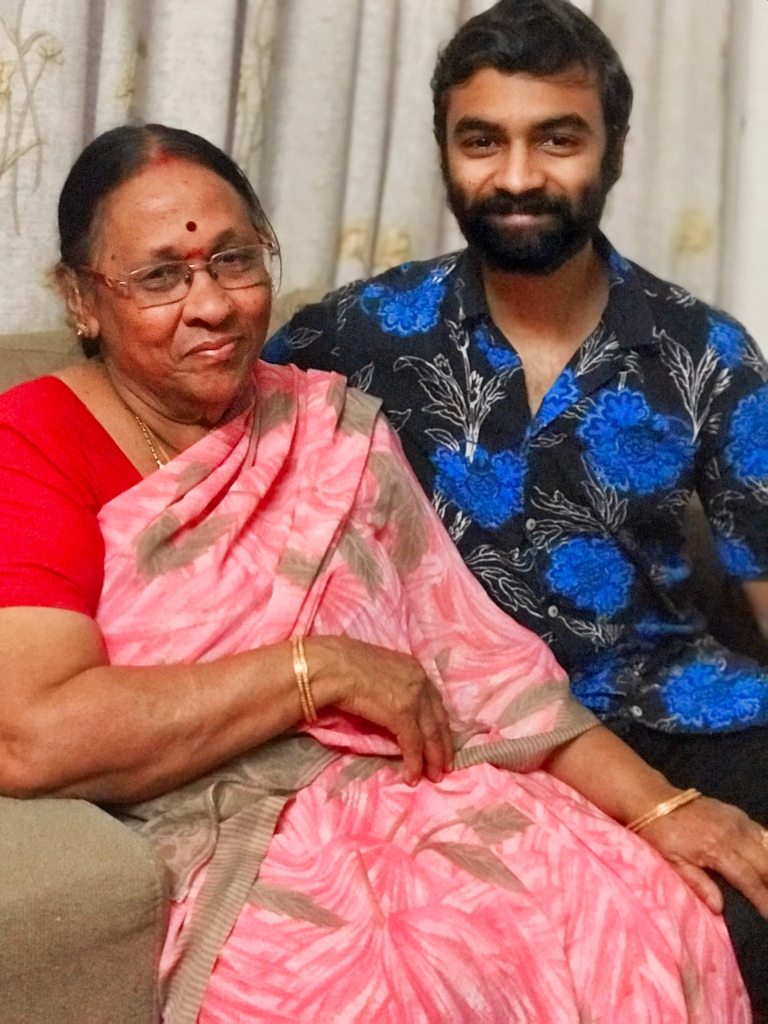 Pink Saree, SF Blogger, Desi Girl, Indian Family, Indian Fashion Blog, Asha Raval, wisdom from my grandma, Jayanth Madheswaran